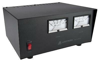 Astron Power Supply - 35 Amp With Seperate Volt Amp Meters Rs-35m