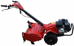 6.5HP 196cc Petrol Cultivator Tiller Rotary Hoe - Tool Sale Pascoe Vale Moreland Area Preview
