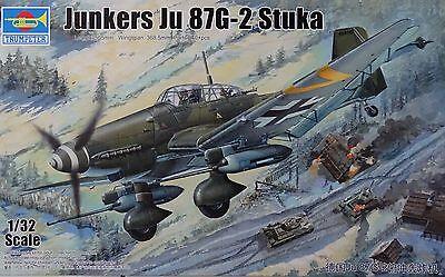 TRUMPETER® 03218 Junkers Ju-87G-2 Stuka in 1:32