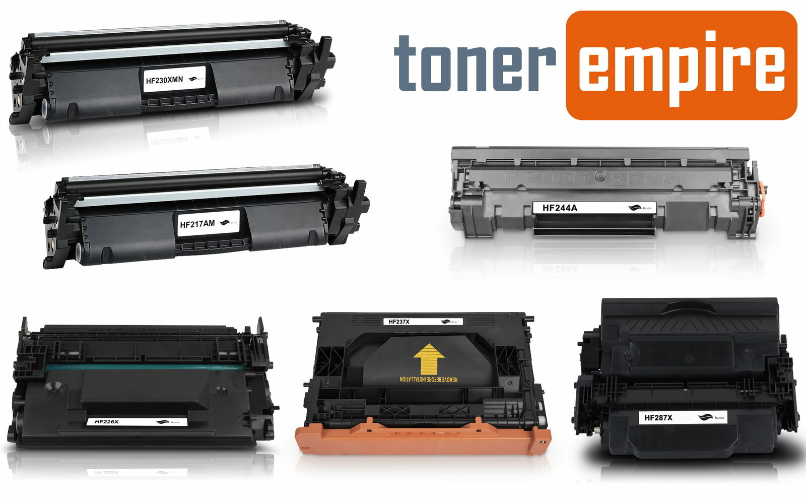 2x Europcart Toner für HP LaserJet Pro M-402-dn MFP M-426-dn M-402-dw M-402-dne