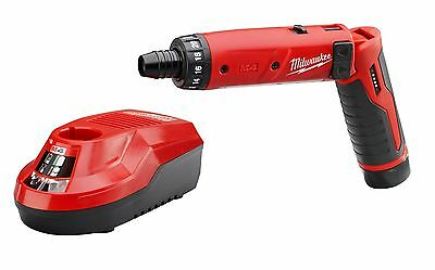 Milwaukee 2101-21 M4 1/4 in. Hex Screwdriver ...