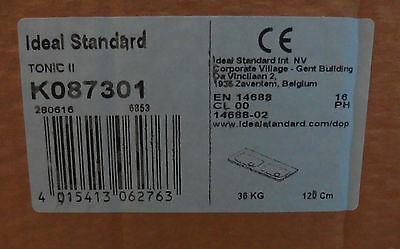 Ideal Standard Tonic II Design Doppel-Waschtisch K087301 - UVP 1.553 EU