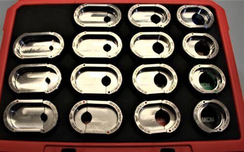 Milwaukee 49-12-KITC EXACT #6-750 MCM 12T U-Style Die Kit