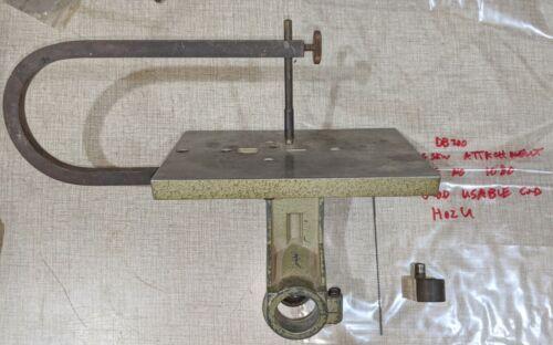 Emco Unimat DB200 Lathe Jigsaw & Sabre Saw Attachment Ref No 1080 H02U