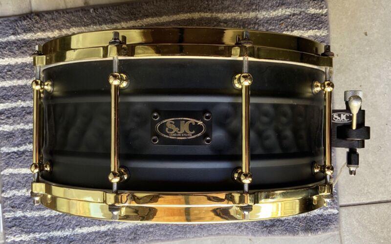 Sjc Drums 6.5 Black Beauty Snare Drum