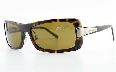 PRADA Sonnenbrille SPR 23G 2AU-2P1 61[]16 125 Sunglasses Square Tortoise Brown
