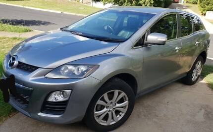 Mazda CX7 Turbo Diesel. not running Canberra City North Canberra Preview