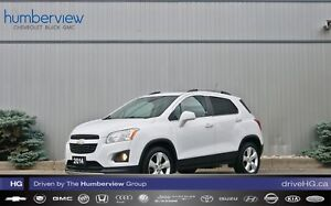 2014 Chevrolet Trax LTZ AWD|SUNROOF|REAR CAM|HEATED LEATHER