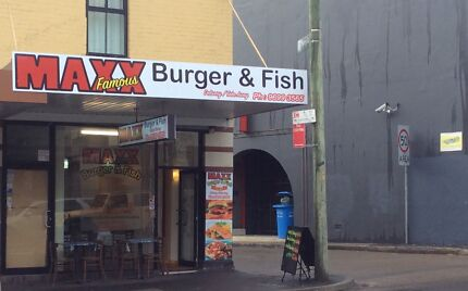 Burger&fish shop for sale- Reduced Price Surry Hills Inner Sydney Preview