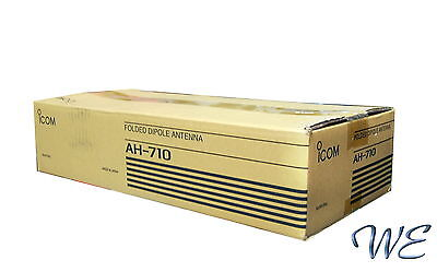 Used, NEW ICOM AH-710 1.9-30Mhz Folded Dipole Ant IC-718 IC-78 IC-7200 IC-R8500 IC-R75 for sale  Shipping to Canada
