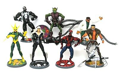 "MARVEL LEGENDS SPIDERMAN VS. THE SINISTER SIX 6"" COMPLETE ACTION FIGURE SET"