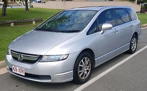 2008 Honda Odyssey Luxury Auto Wagon with rego + rwc Biggera Waters Gold Coast City Preview
