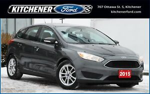 2015 Ford Focus SE HEATED SEATS, WHEEL & MIRRORS | CRUISE