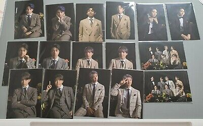 BTS- MAP OF THE SOUL on broadcast, BORAHAE GIFT PHOTO CARD FULL SET [VERY RARE]