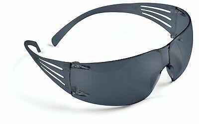 3m Securefit Protective Eyewear Sf202af Gray Lens