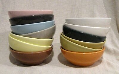 Russel Wright Iroquois Casual Coupe Cereal Bowl Multiple Colors Available Coupe Cereal Bowl