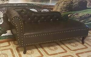 Chesterfield Chaise Deck Chair Greenfield Park Fairfield Area Preview