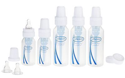 Dr. Brown's BPA Natural Flow Bottle Newborn Feeding Set NEW, FREE SHIPPING