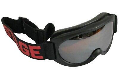 Stage PG Junior Goggle Black Ski/Snowboard Goggles Winter Face Eye Goggles Kids Junior Ski Goggle
