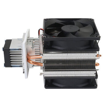 12v 10a Diy Electronic Semiconductor Refrigerator Cooling Film Equipment Us