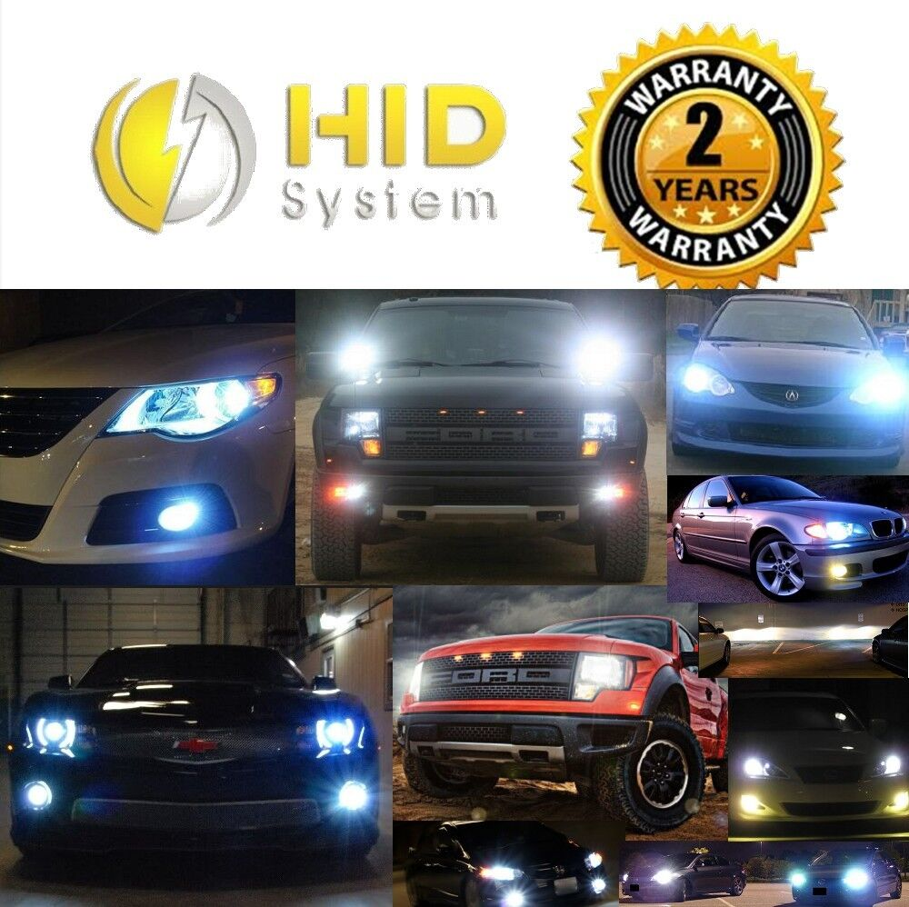 Xenon HID Conversion Kit System !!!