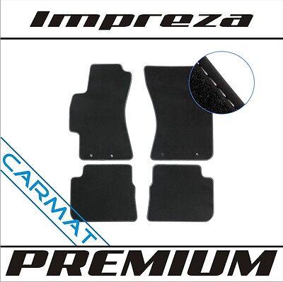 Subaru Impreza III GH Bj 2008-2011 Fussmatten Autoteppiche TOP