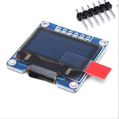 0.96 I2c Iic Serial 128x64 12864 Blue Lcd Led Display Module For Arduino Sx