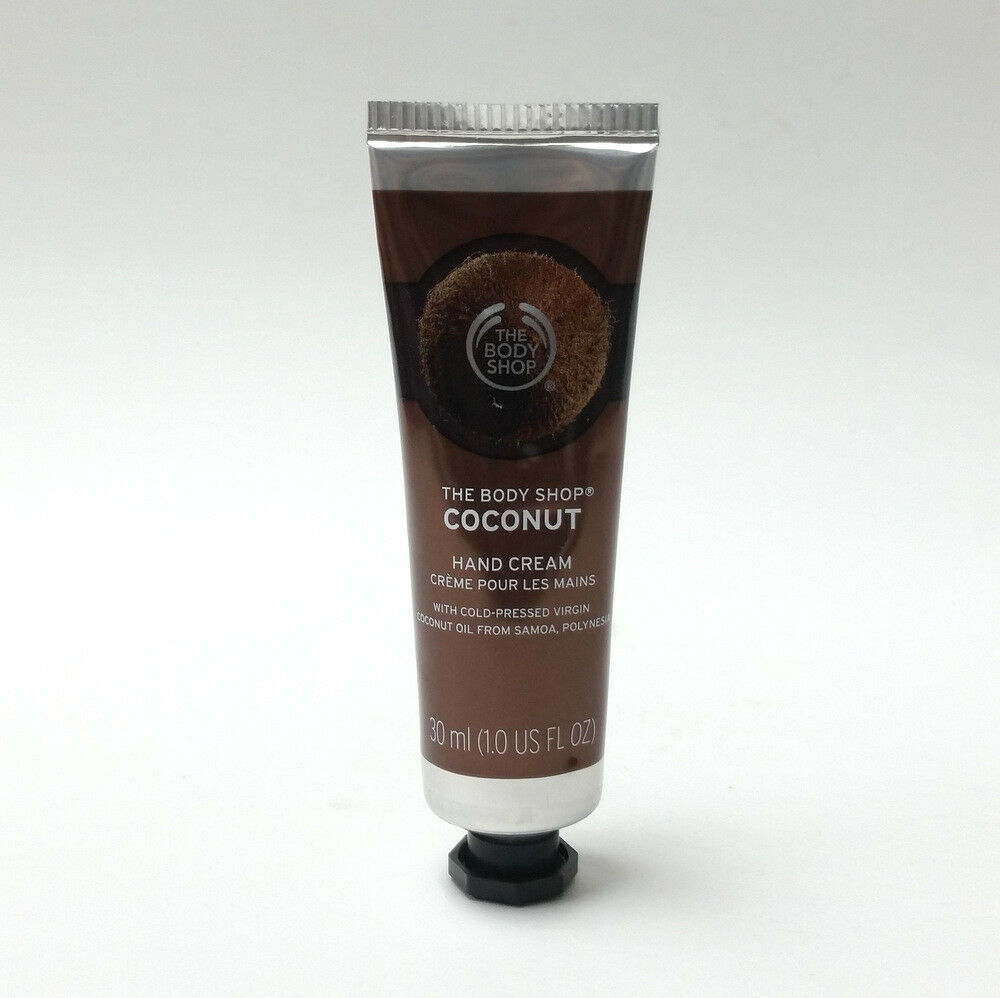 The Body Shop Wild Argan Oil Hand Cream