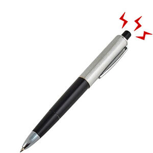 Electric-Shock-Pen-Joke-Trick-Funny-Gift-Gag-Prank-Novelty-Toy-Gadget