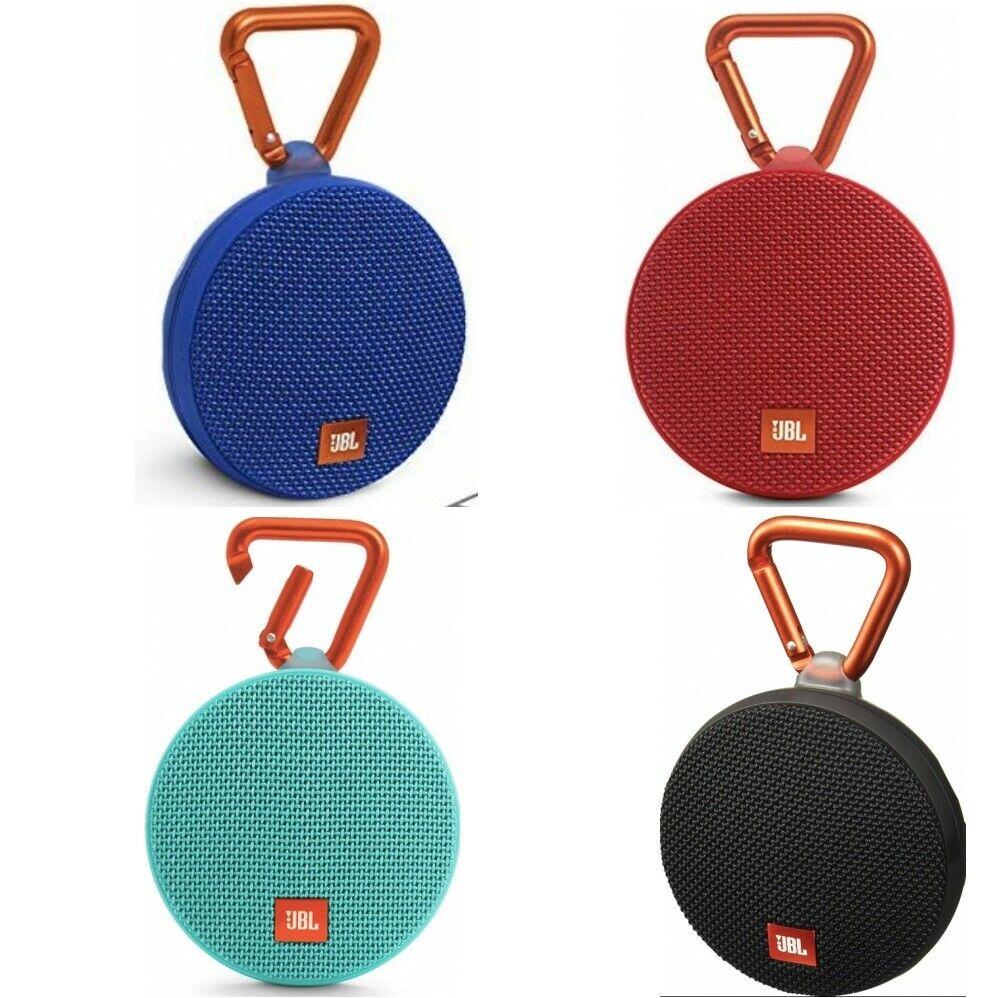 JBL Clip 2 Loud Sound Speaker Waterproof Portable Bluetooth