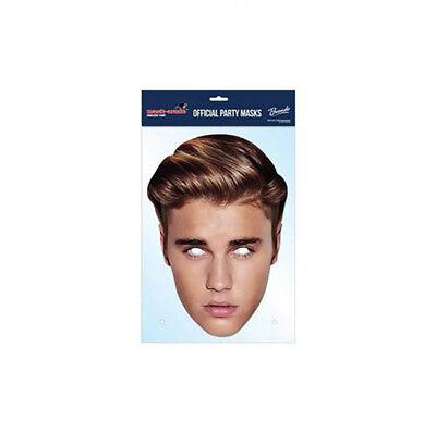 Justin Bieber - Face Mask  - NOVELTY GIFT