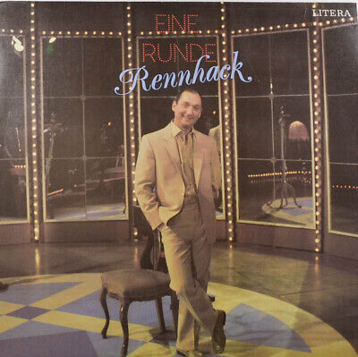 "Heinz Rennhack - una Redondo Rennhack - East Germany - Litera LP 12"" (Z1165) segunda mano  Embacar hacia Spain"