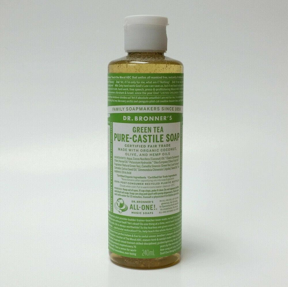 Magic Soaps Pure-Castile Liquid Soap Citrus Orange by dr bronners #5