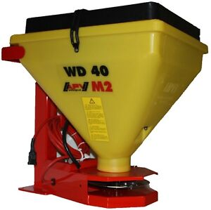 WINTERDIENST PROFI - Streuer,Streugerät,Salzstreuer für PKW,Traktor,Quad & ATV