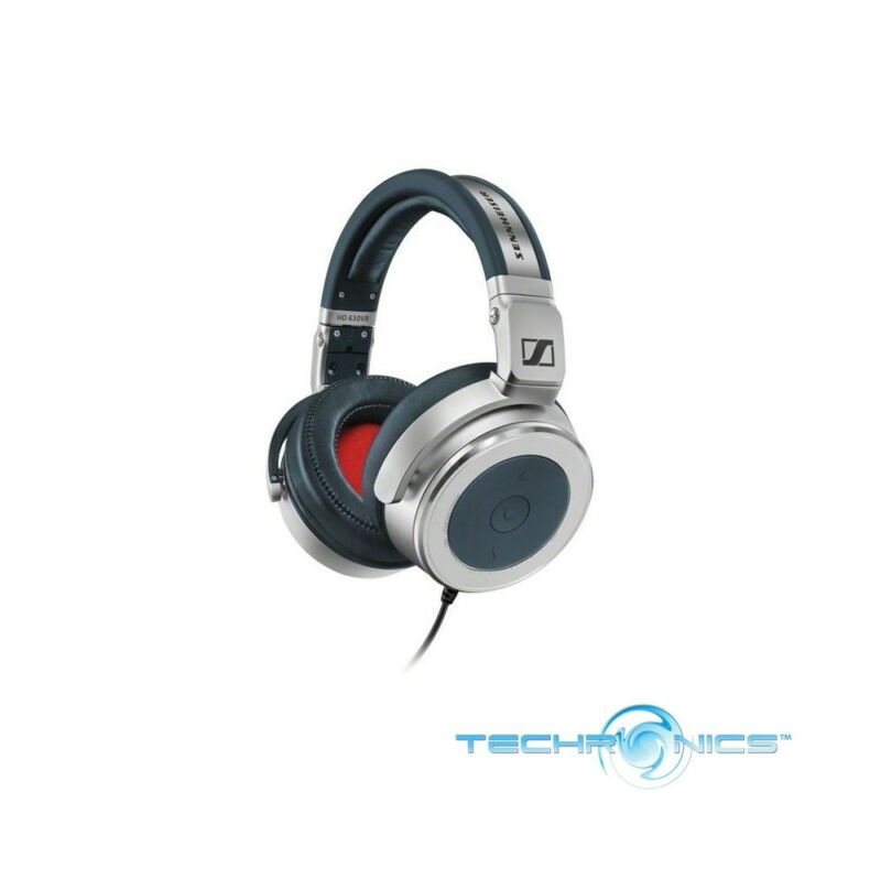 Sennheiser Over-the-Ear Headphones Silver/Black HD 630VB
