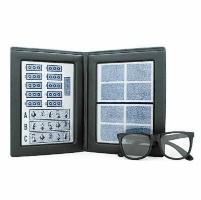 Stereo Optical Randot Stereotest - SO002