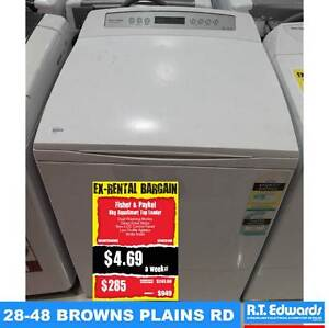 Fisher and Paykel 8kg Aquasmart Top Loading Washer with Warranty Browns Plains Logan Area Preview