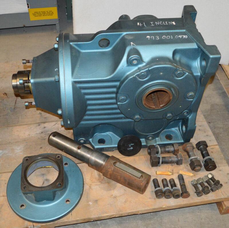 Sew-Eurodrive KA127TAH365 GearBox Speed Reducer Ratio:31:1 115000:lb-in Mnt:H1B