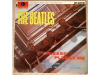 BEATLES - PLEASE PLEASE ME - ORIGINAL MONO LP 1963