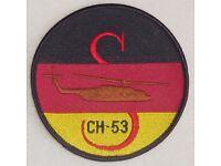 BW Einsatzführungskompanie  41  loneship Charlie  Crew aus Aurich   ca  8 cm
