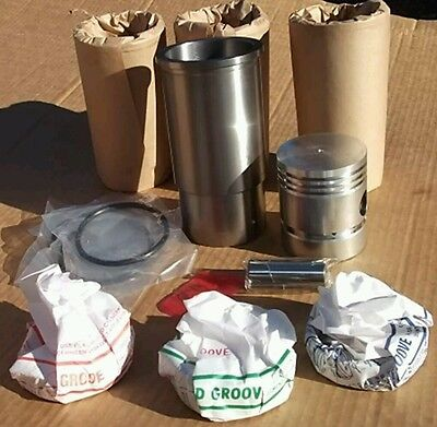 Farmall 300 And 350 Sleevepiston Kit 3 58 Bore C-169 C-175
