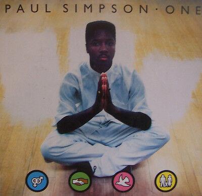PAUL SIMPSON - One ~ VINYL LP