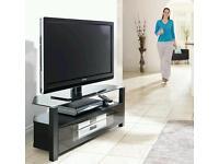 Alphason Ambri ABRD1100 Black TV stand