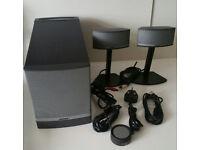 Bose Companion® 5 multimedia speaker system