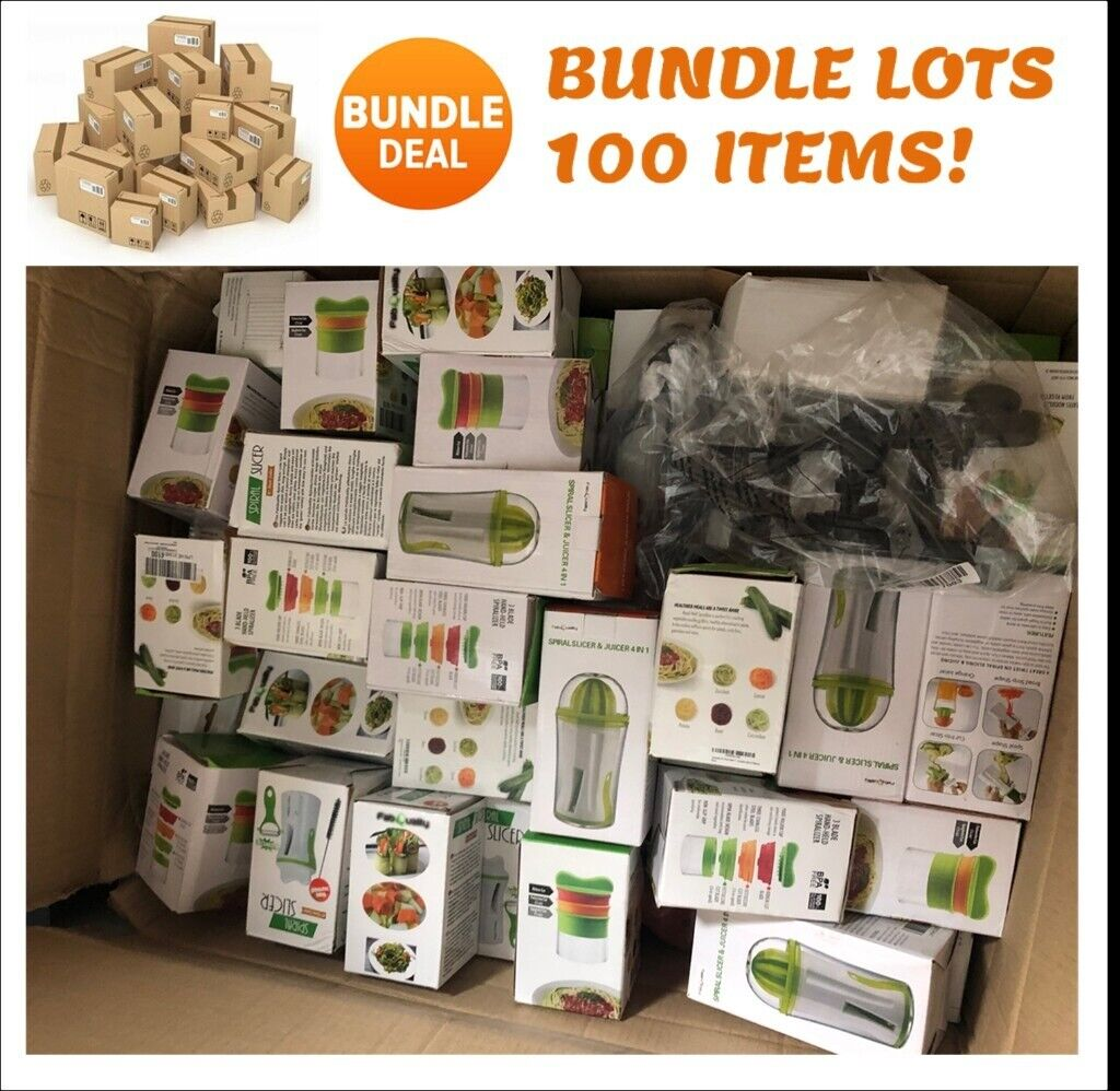 JOB LOT EX AMAZON STOCK 100x BUNDLE ITEMS HD RRP £1940 For car boots, market sellers   in Walsall, West Midlands   Gumtree