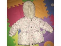 Mothercare baby jacket 3-6 M