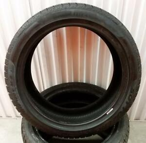 (HS14) 1 Pneu d'Hiver - 1 Winter Tire 255-40-19 Pirelli 8-9/32