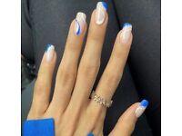 Acrylics and Gel Polish Nails