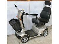 Shoprider Toledo full suspension mobility scooter