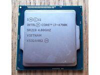 INTEL Quad-Core i7-4790K 4790K - 4 GHz Quad-Core Processor